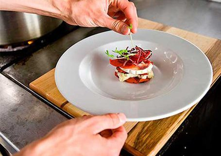 Hotel Training cocineros