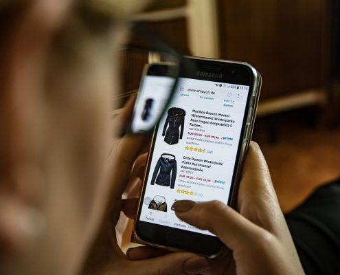 apps de compras