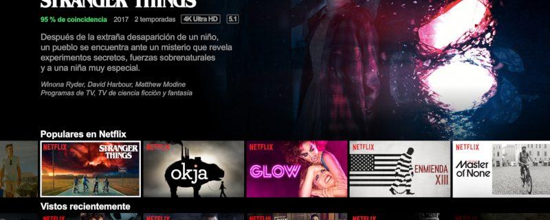 Netflix Bolsa